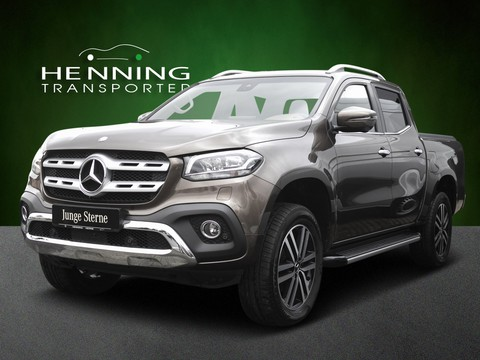Mercedes-Benz X 250 3.5 d POWER EDITION ° to