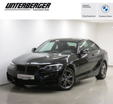 BMW M240i 1.1 Coupé M Sportpaket H&K HiFi Prof UPE 650€