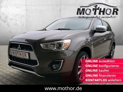 Mitsubishi ASX 1.6 l DIAMANT EDITION MT