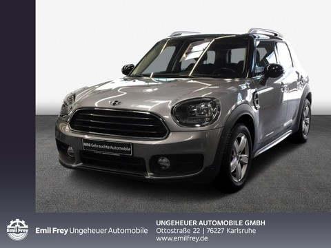 MINI Cooper Countryman Pepper Komfortzg