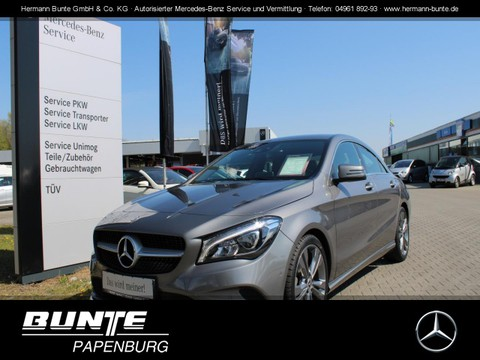 Mercedes-Benz CLA 180 Urban Business-Paket