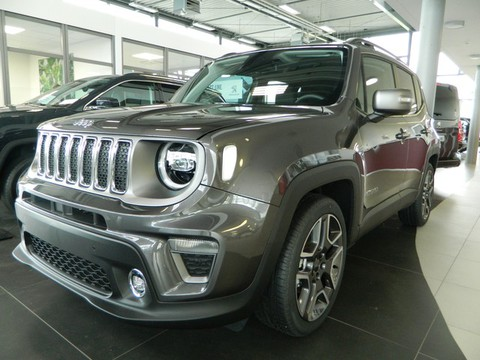 Jeep Renegade 1.3 T-GDI Limited Automatik []
