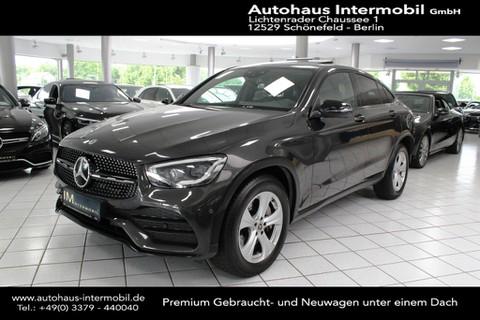Mercedes-Benz GLC 220 d Coupe AMG Media Night Paket