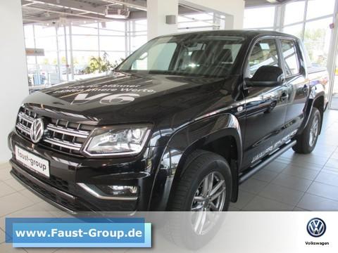 Volkswagen Amarok DC Canyon UPE 57000 EUR