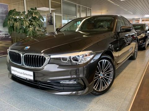 BMW 520 d Sport Line el