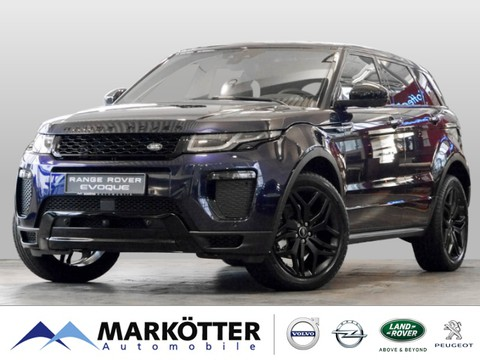 Land Rover Range Rover Evoque 180PS HSE Dynamic