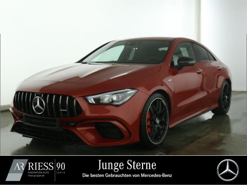 Mercedes-Benz CLA 45 AMG Cp Night Perf Sitze Real