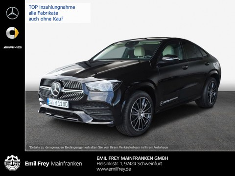 Mercedes-Benz GLE 400 d Coupe AMG NightP (21 )