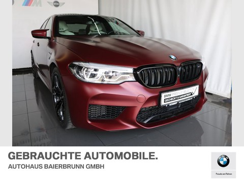 BMW M5 Limousine FIRST EDITION M Drivers INDIVIDUAL