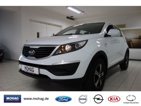 Kia Sportage Attract 8-FACH BEREIFT