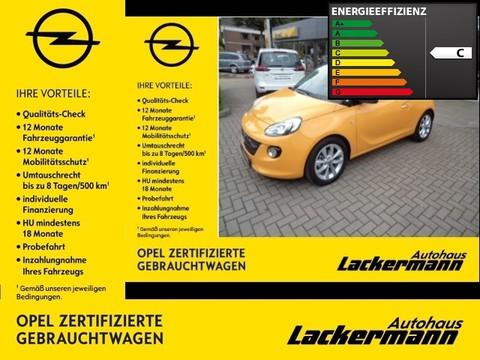 Opel Adam 1.4 Unlimited Multif Lenkrad Spieg beheizbar