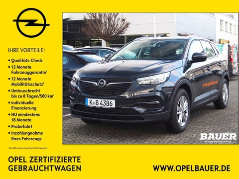 Opel Grandland X 1.5 D Edition Automatik Edition