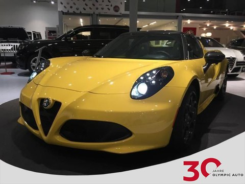 Alfa Romeo 4C 1.8 l Spider 240PS BI SYSTEM