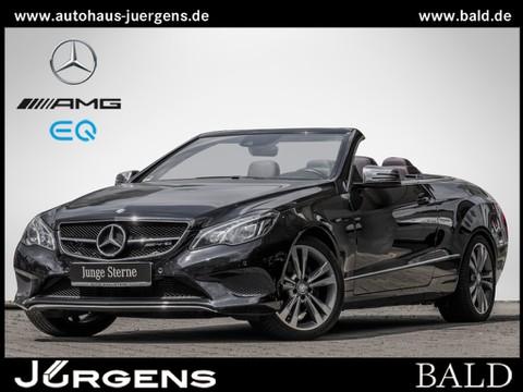 Mercedes-Benz E 220 Cabrio Sport-Paket 18
