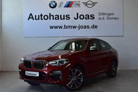 BMW X4 M40 d Gestiksteuerung HK HiFi
