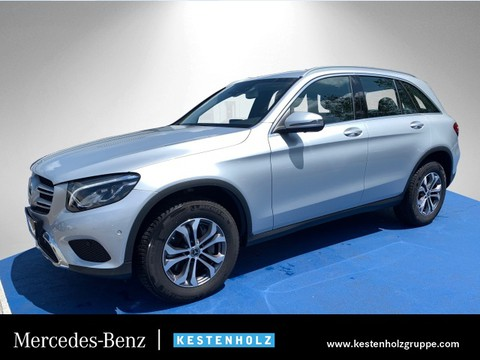 Mercedes GLC 220 d Exclusive Fahrass °