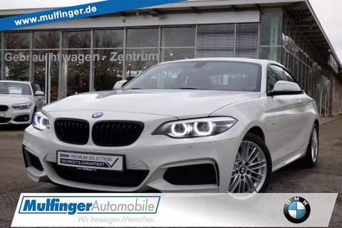 BMW 218 i Coupe M Sport Online-Verkauf möglich