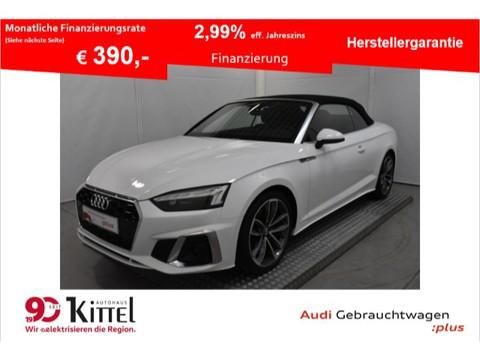 Audi A5 Cabrio S line 40 TFSI