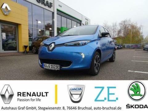 Renault ZOE Intens zgl Batteriemiete inkl