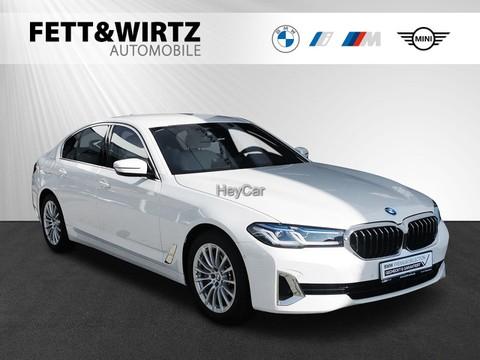 BMW 545 3.7 e xDrive Luxury abzgl bonus 50