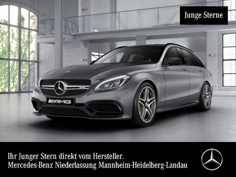Mercedes-Benz C 63 S Sportpaket