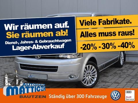 Volkswagen T5 Multivan 2.0 TDI HIGHLINE EDITION