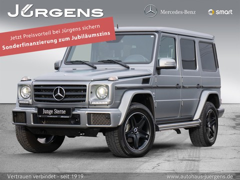 Mercedes-Benz G 500 L Limited Edition One of 463 designo Sport