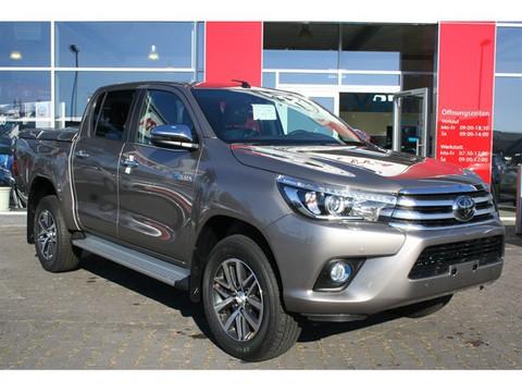 Toyota Hilux Double Cab Executive verfügbar