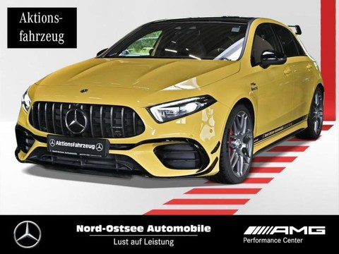 Mercedes-Benz A 45 AMG S AERO NIGHT BURMESTER