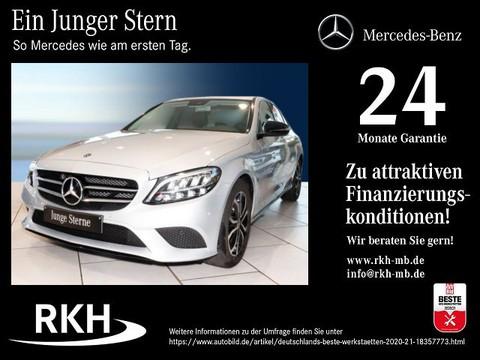 Mercedes-Benz C 180 Night-Pak