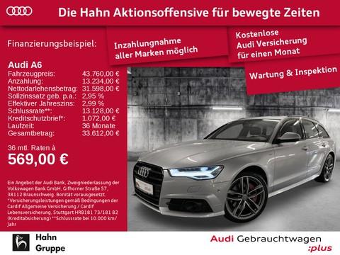 Audi A6 3.0 TDI qu Avant a Tiptrc Comp