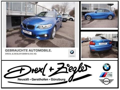 BMW 225 d Coupé M Sportpaket HK HiFi GSD