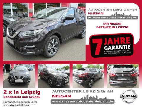 Nissan Qashqai 1.6 DIG-T N-Connecta 4Kameras Glasd