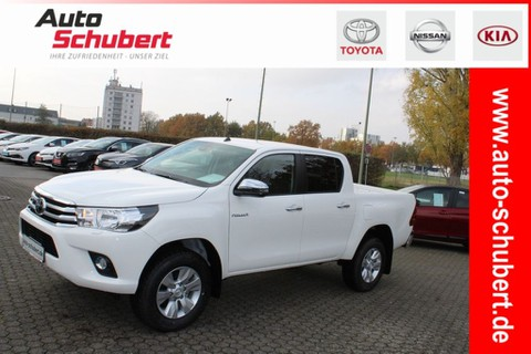 Toyota Hilux Double Cab Comfort 6 Gang ToyotaTouch