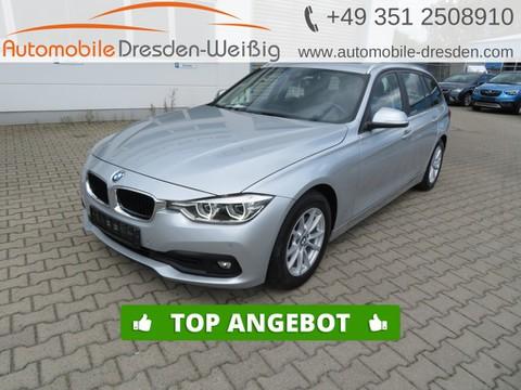 BMW 320 d Efficient Dynamics Prof
