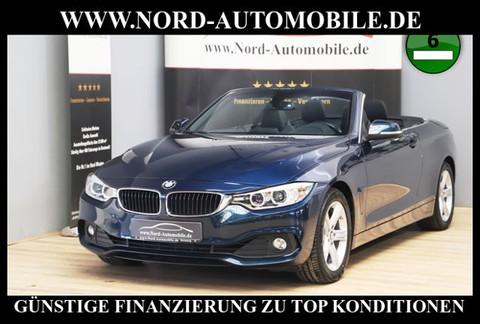 BMW 425 d Advantage Cabrio Nackenwär
