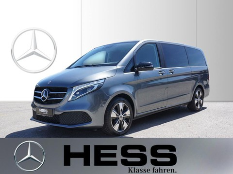 Mercedes-Benz V 250 d Edition MBUX Night-Paket Spur-P