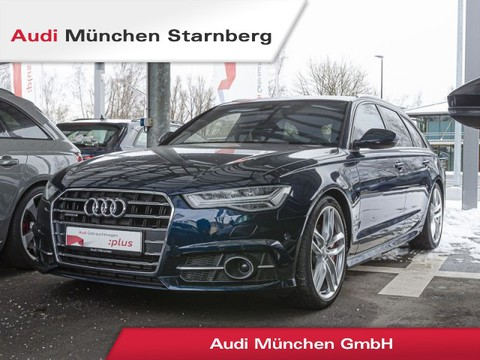 Audi A6 3.0 TDI qu Avant competition Assistenz