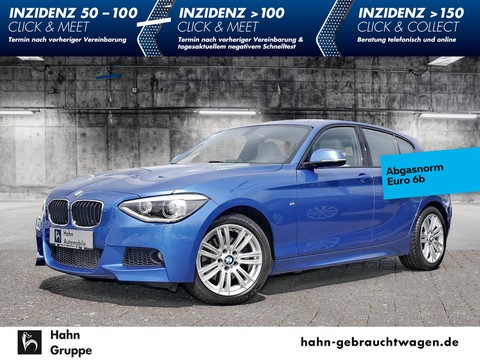 BMW 125 i M-Paket