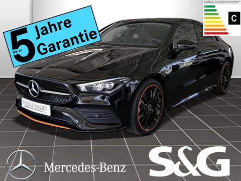 Mercedes-Benz CLA 220 5.2 EDITION1 AMG MBUX NP500