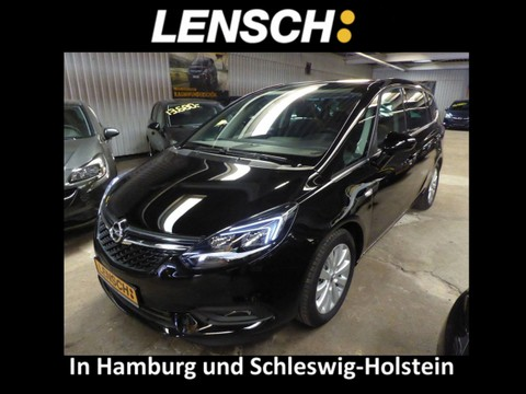 Opel Zafira 1.4 C ON WSS Rückf