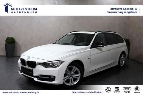 BMW 316 Sport Line TEM