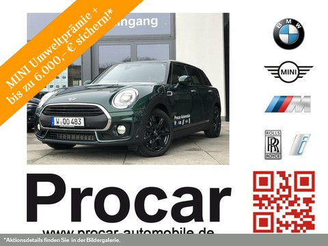 MINI One Clubman JCW Glasd 18Zoll Harman K