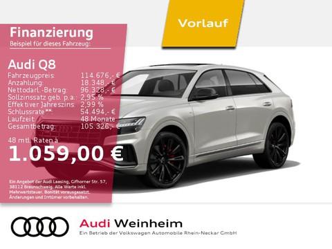 Audi Q8 competition plus 50 TDI quattro