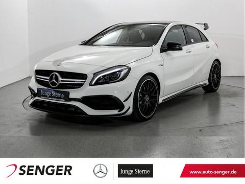 Mercedes A 45 AMG Aerodynamik-Paket