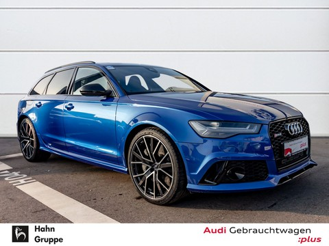 Audi RS6 4.0 TFSI Avant perf 305km h