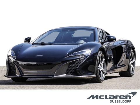 McLaren 650S Spider Paint Carbon