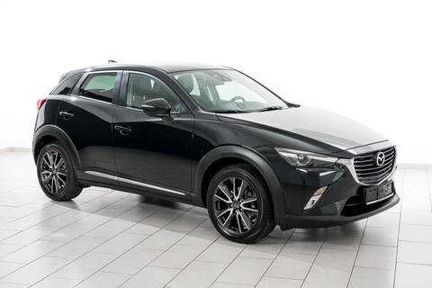Mazda CX-3 G120 Sports-Line mitückfahrkamera und