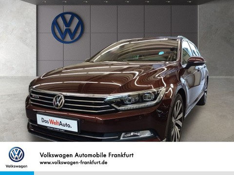 "Volkswagen Passat Variant 2.0 TDI Highline ""R-Line Interieur"""
