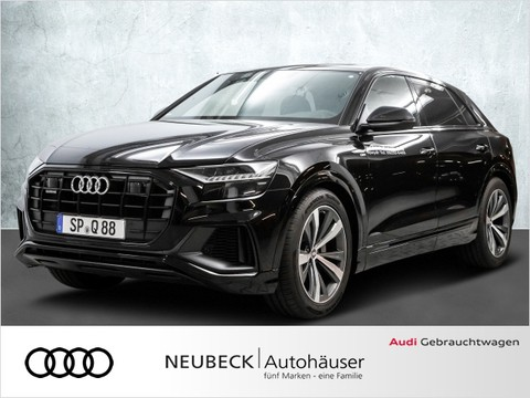 Audi Q8 50TDI quattro S-Line B O